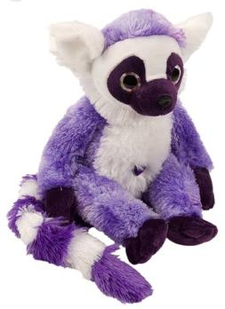 Sweet and Sassy Purple Ring Tail Lemur 12 by Wild Republic