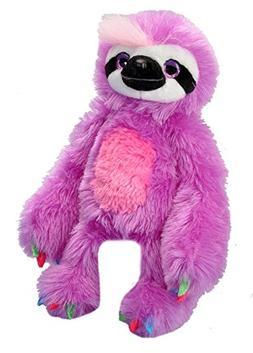 Wild Republic Sweet & Sassy Sloth Plush