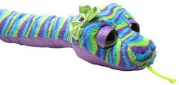 Wild Republic Snakes, Snake Plush, Stuffed Animal, Plush Toy