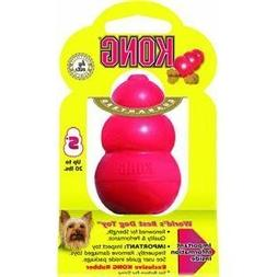 Kong Company T3MTXR3 Classic Kong Rubber Dog Toy