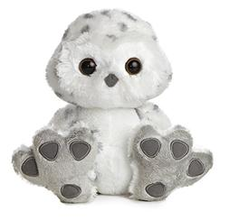 Taddle Toes Hummer Snowy Owl 10 by Aurora