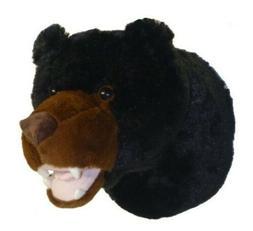 "ADORE 12"" Tahoe The Black Bear Plush Stuffed Animal Walltoy"