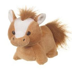 Tan Horse Li'l Wildlife Plush Toy by Ganz