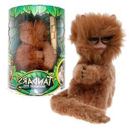 Tandars Interactive Pet Animals Plush Monkey Stuffed Baby To