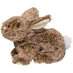 "Douglas Taylor MOCHA BUNNY 11"" Plush Stuffed Rabbit Animal C"