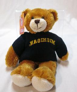 "Teddy Bear Plush Stuffed Animal Kids Gifts Toys Brown 6"" Mic"