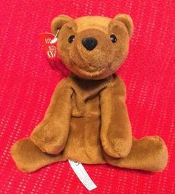 """GUND TEDDY BEAR  Plush Stuffed Animal Soft about 7"""" X 4 1/"""