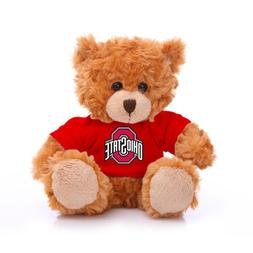 "Teddy Bear Plush Stuffed Animals Kids Gifts Toys Brown 6"" Oh"