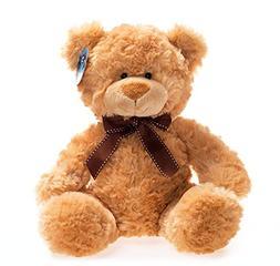 WILDREAM Teddy Bear Stuffed Animal,11 Inches Plush Bear