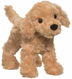 Thatcher Golden Retriever Dog by Douglas Cuddle Toy Bean Plu