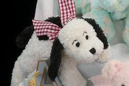 The Bearington Collection 1962 Puppy Plush Stuffed Animal Ra