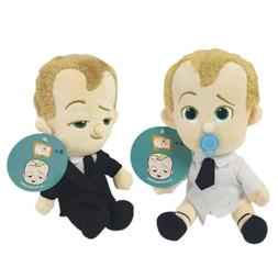"The Boss Baby Movie 8"" Plush Soft Toys 2020 Kids Xmas Gifts"
