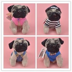 The Pug Dog <font><b>Animals</b></font> <font><b>stuffed</b>