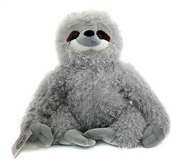 KINREX Three Toed Sloth Stuffed Animal Plush Toy for Boys, G