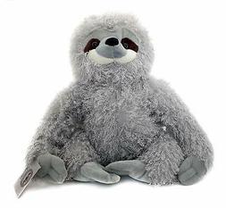 KINREX Three Toed Sloth Stuffed Animal – Super Realistic F