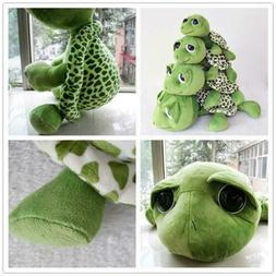 Tortoise Turtle Stuffed Cute Animals Doll Plush Soft Hug Pil