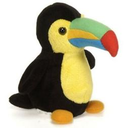toucan plush stuffed animal