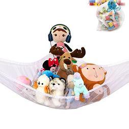 Toy Hammock For Stuffed Animals Jumbo -7ft- Heavy Duty Nylon