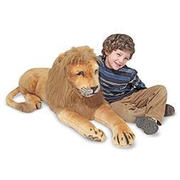 Melissa & Doug Toys - Plush Lion