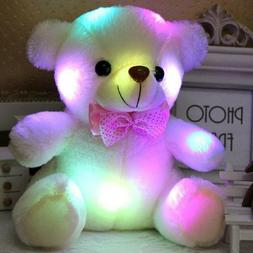 Toys Bear Led Lighting Animal Light Kids Xmas Gifts Unisex G