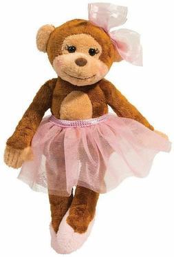 """Douglas Toys Olga Monkey with Tutu 9"""""""