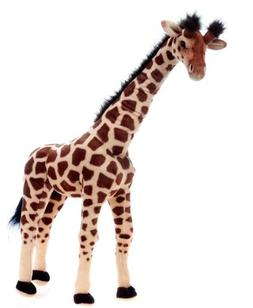 Fiesta Toys Standing Giraffe Stuffed Animal