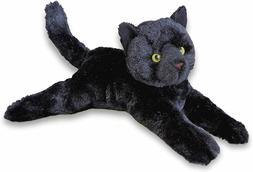 tug the plush black cat stuffed animal