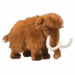 Douglas 12 inch Tundra the Wooly Mammoth Stuffed Animal