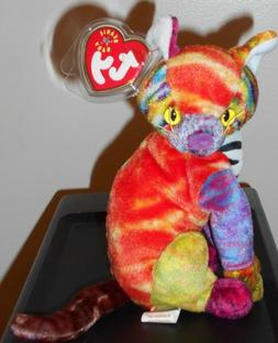 TY Beanie Baby - KALEIDOSCOPE the Cat