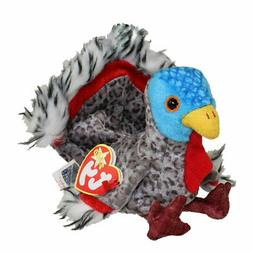 TY Beanie Baby - LURKEY the Turkey