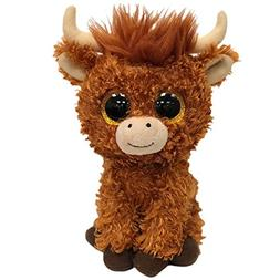 Ty Beanie Babies Boos 36659 Angus the Scottish Highland Cow