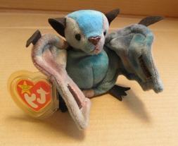 TY Beanie Babies Batty the Bat Stuffed Animal Plush Toy - 4