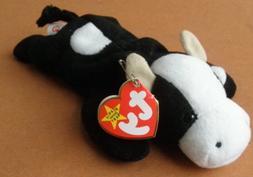 TY Beanie Babies Daisy the Cow Stuffed Animal Plush Toy - 8