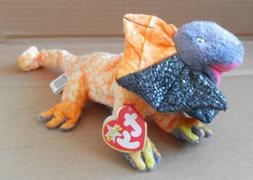 TY Beanie Babies Slayer the Dragon Stuffed Animal Plush Toy