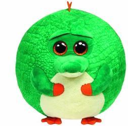 Ty Beanie Ballz Bayou Alligator Plush by TY Beanie Ballz