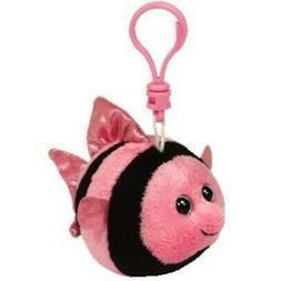 Ty Beanie Ballz Gilly - Angelfish Clip
