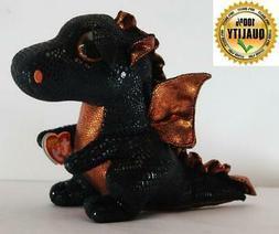 Ty Beanie Boos Merlin the Dragon Plush Regular Stuffed Anima