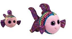 TY BEANIE BUNDLE TY beanie boos bundle of 2, Flippy the fish