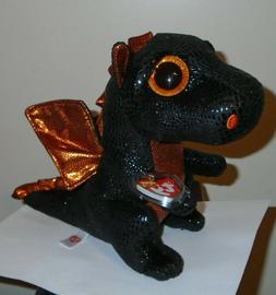 "Ty Beanie Boos Buddy ~ MERLIN the 9-10"" Dragon - Walgreens E"