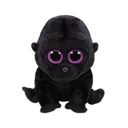 "Ty Beanie Boos ~ GEORGE the 6"" Gorilla ~ Plush Toy ~ 2017 NE"