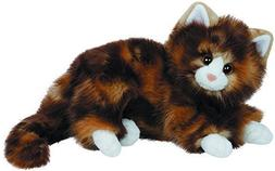 Ty Classic Jumbles The Calico Cat Plush Toy by Ty Inc.