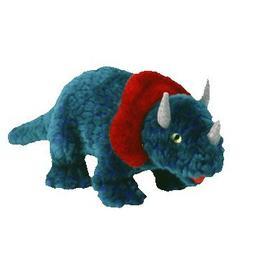 Ty Beanie Buddies Hornsly - Dinosaur