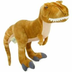 Aurora Monkey Stuffed Animal, 3 5 T Rex Raptor Baby Dinosaur Plush Stuffed Animal Jurassic Dino Mighty Mights