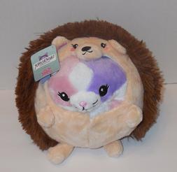 Justice Undercover Squishable Agent Colette Cat Hedgehog Stu