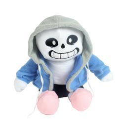 undertale sans plush stuffed doll 22cm toy