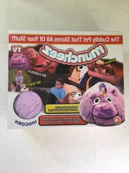 Unicorn Muncheez  Stuffed Animal Toy Storage for Children -