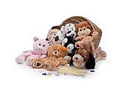 BEARegards Comfort Bears Unstuffed Animal Make a Bear Party