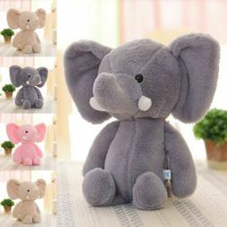 Plush Elephant Baby Kid's Cute Animal Soft Toy Mini Stuffed