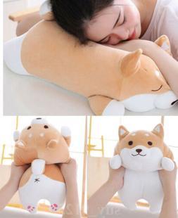 US Cute Kawaii Shiba Inu Dog Pillow Cushion Plush Stuffed So