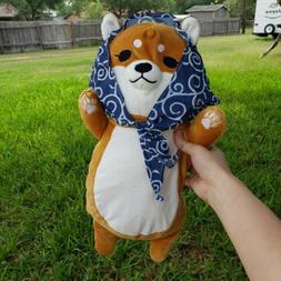 US Shiba Inu Dog Plush Pillow Cute Corgi Akita Stuffed Anima